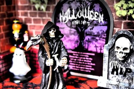 ハロウィン 死神